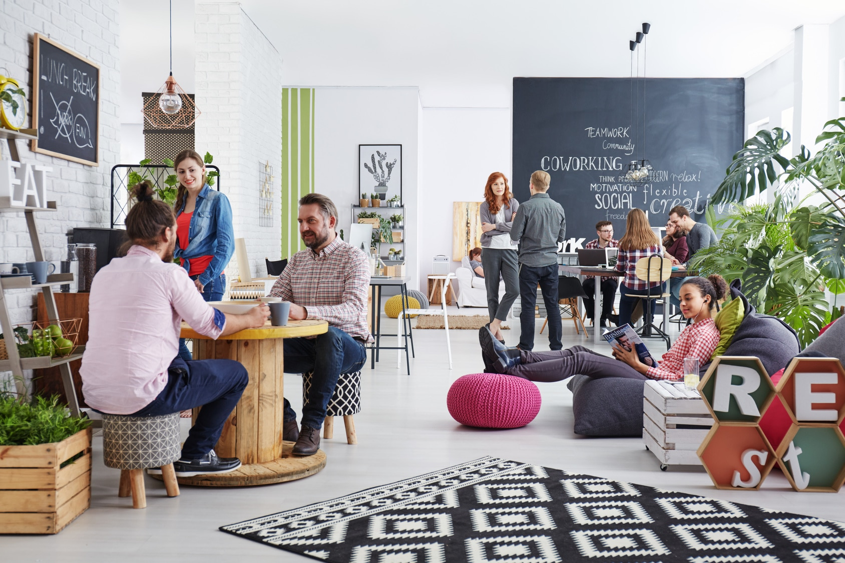 Shared Workspace Revolution: The Rise of Coworking Explained