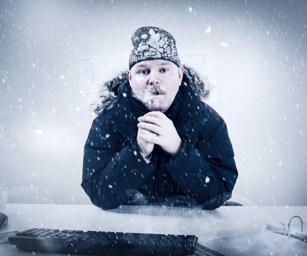The Problem with the Cold, Wrong Temperature and How to Fix It